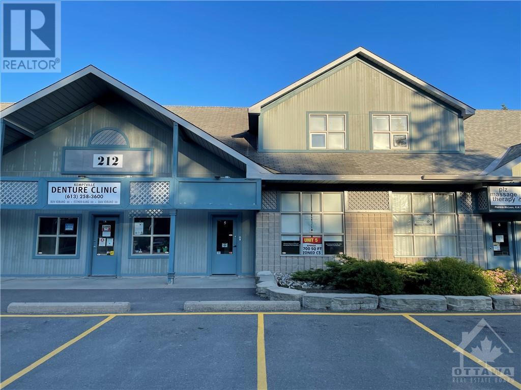 212 Van Buren Street Unit#5, Kemptville, Ontario  K0G 1J0 - Photo 2 - 1224443